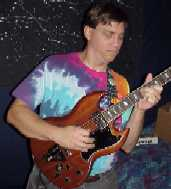 Mike Brown - Guitar / Guitar Synth